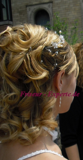Hairstyles for medium hair wedding