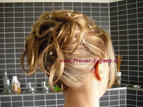 Standesamt -Brautfrisur-Hochsteckfrisur-Steckfrisur-Schulterlang-Gestuft-Gesträhnt-Seitlich