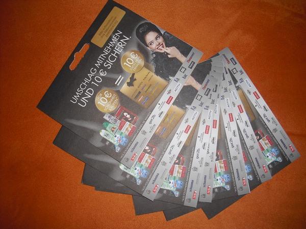 beauty wochen 2011 aktions umschlag zum einsenden kassenbon 10 euro gutschein zurück Beautywochen 2011 bei Schwarzkopf und Henkel – Produkte für 10 Euro kaufen und 10 Euro als Gutschein zurück erhalten