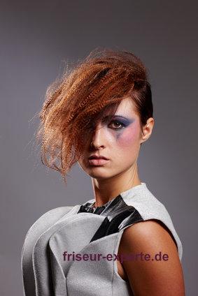 crazy hair foto