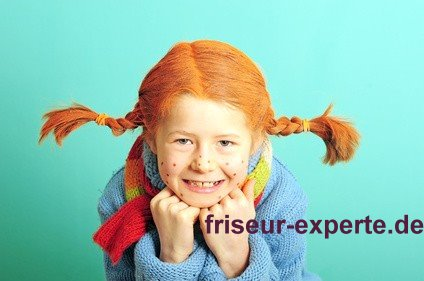 pippi langstrumpf haarfrisur selber machen anleitung Pippi Langstrumpf Haarfrisuren zum Selbermachen – Foto Frisur Anleitung