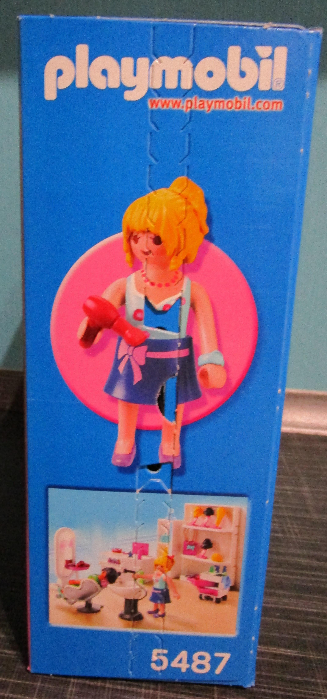 Playmobil 5487 Beautysalon Seite 3 Playmobil Spielzeug im Vergleich: Friseursalon 4413 vs. Beauty Salon 5487   Rollenspiel Waschen, schneiden, fönen   bitte