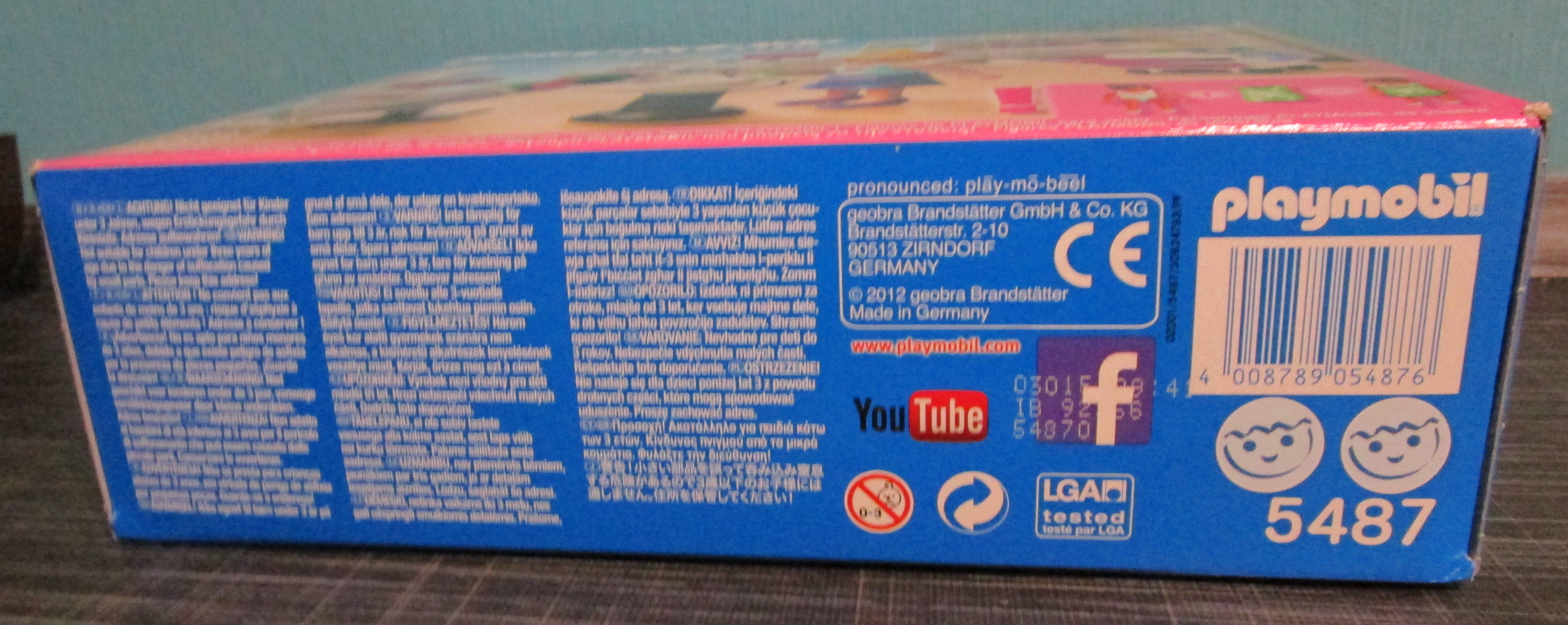 Playmobil 5487 Friseur Salon Seite 2 Playmobil Spielzeug im Vergleich: Friseursalon 4413 vs. Beauty Salon 5487   Rollenspiel Waschen, schneiden, fönen   bitte